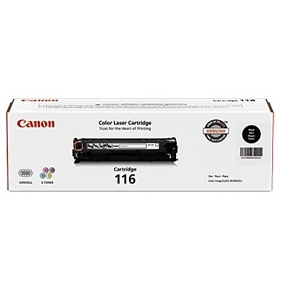 Canon OEM 116 BLACK Toner Cartridge