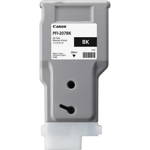 Canon PFI-207 Black OEM Ink Cartridge