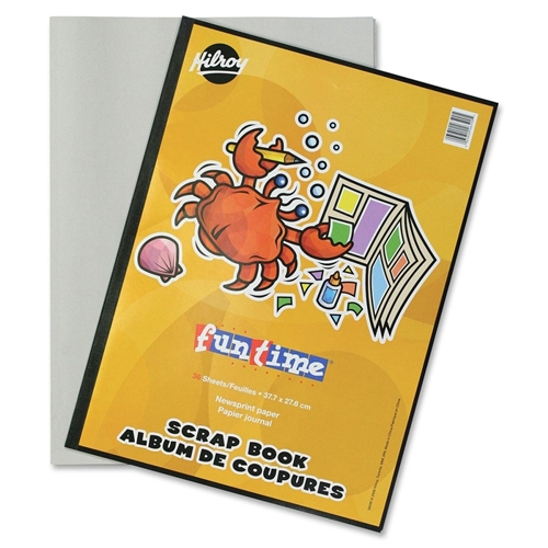 Hilroy Funtime Scrapbook