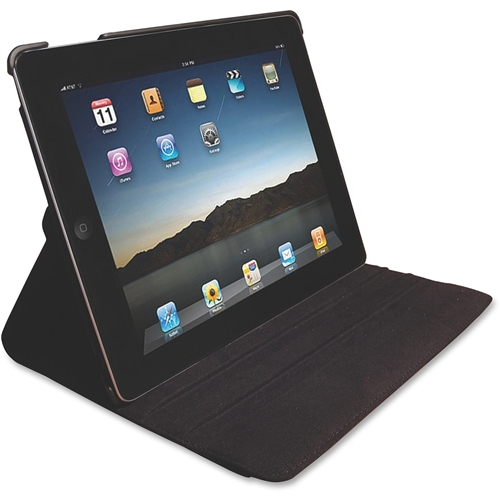 Vision Global Media Group, Inc Vision Carrying Case for iPad - Black