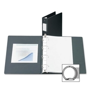 Wilson Jones Heavy-duty 4-Ring Binder