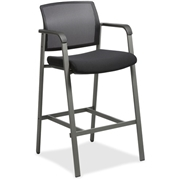 Lorell Mesh Back Guest Stool