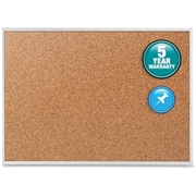 ACCO Brands Corporation Quartet Cork Bulletin Board