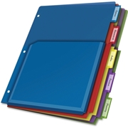 TOPS Products Cardinal Expanding Pocket Divider