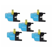 Brother LC75 CN 5pk compatible Ink Cartridge