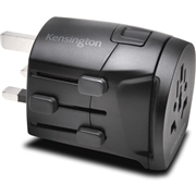 ACCO Brands Corporation Kensington International Travel Adapter - Grounded (3-Prong)