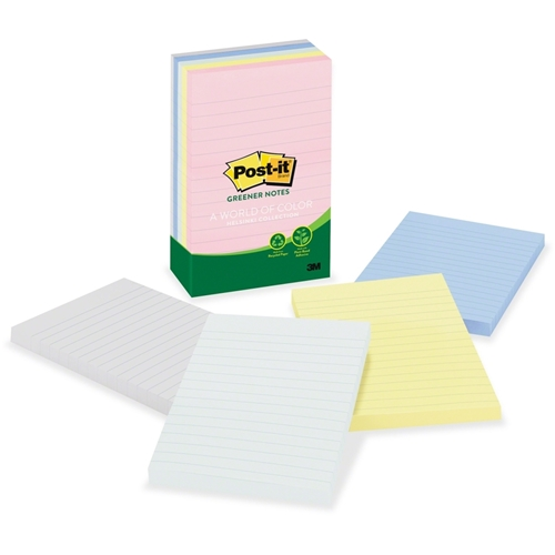 3M Post-it Helsinki Lined Notes