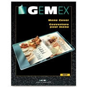 Gemex Soft Menu Cover
