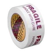 Scotch 3772 Printed Message Box Sealing Tape