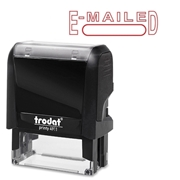 Trodat E-Mailed S-Printy Self-Inking Stamp