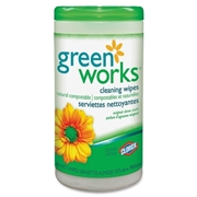 The Clorox Company Green Works Compostable Cleaning Wipe