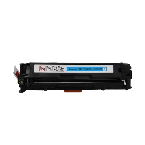 HP Compatible 128A C (CE321A) Toner Cartridge