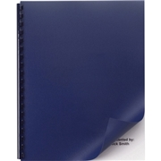 GBC Heavy-Duty Spill/Tear Proof Binding Cover