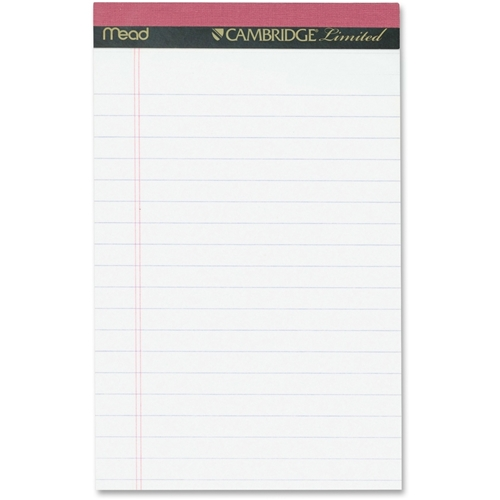 ACCO Brands Corporation Hilroy Cambridge Limited Perforated Pad