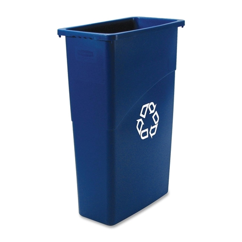 Newell Rubbermaid, Inc Rubbermaid Slim Jim 3540-75 Recycling Container