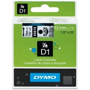 Newell Rubbermaid, Inc Dymo Black on Clear D1 Label Tape