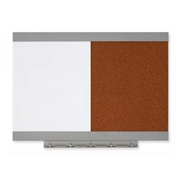 ACCO Brands Corporation Quartet Envi Friendly Dry Erase/Cork Bulletin Board