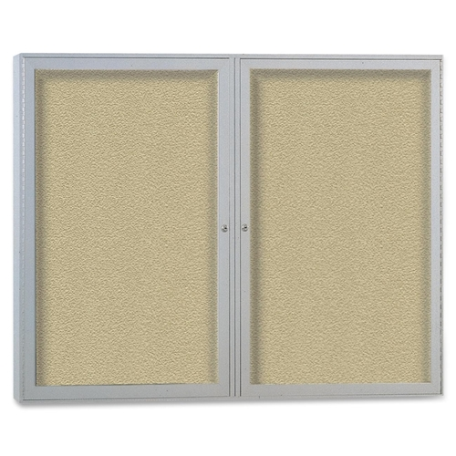 Ghent Manufacturing, Inc Ghent Enclosed Bulletin Board