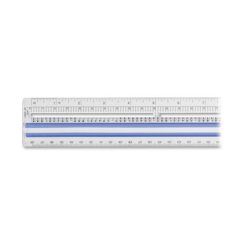 Acme United Corporation Westcott Magnifying Ruler
