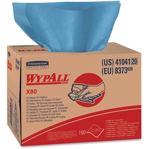Kimberly-Clark Corporation Wypall X80 Cloth Towel
