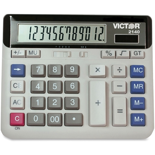 Victor Technology, LLC Victor 2140 Desktop Calculator