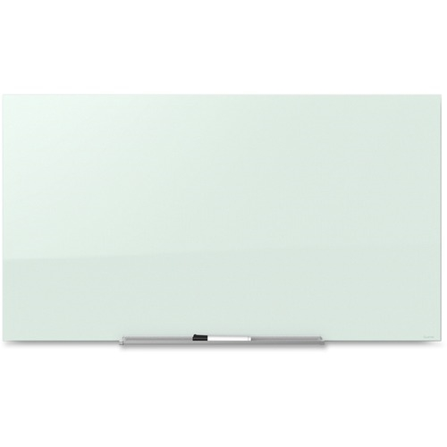 ACCO Brands Corporation Quartet Invisamount Magnetic Glass Dry-Erase Board