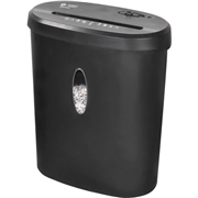 Business Source 4.6-gallon Bin Cross-cut Shredder