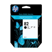 HP #82 B (CH565A) OEM Ink Cartridge
