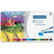 Staedtler Mars GmbH & Co. Staedtler Karat Aquarell Water Color Crayons