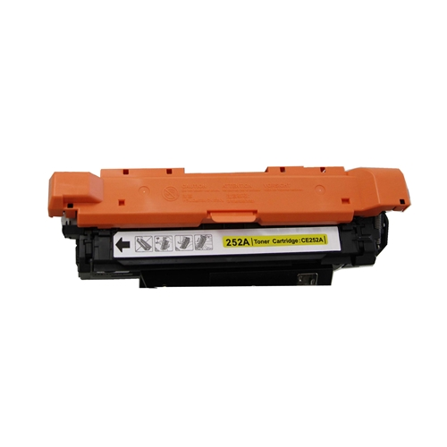 HP Compatible 504A YW (CE252A) Toner Cartridge
