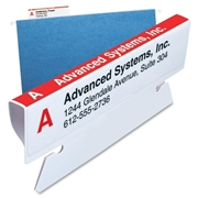 Smead Manufacturing Company Smead 64910 Viewables Labeling System for Hanging Folders