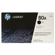 HP OEM 80A (CF280A) Toner Cartridge