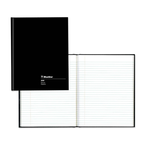 Blueline Hard Cover Composition Book