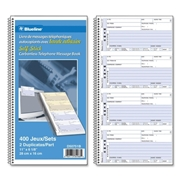 Dominion Blueline, Inc Blueline Telephone Message Book