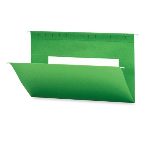 Smead Hanging File Folder with Interior Pocket 64478