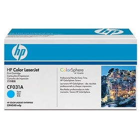HP OEM 646A CN (CF031A) Toner Cartridge