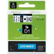 Newell Rubbermaid, Inc Dymo Black on White D1 Label Tape