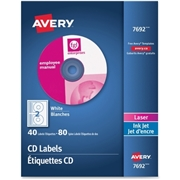 Avery Laser/InkJet CD Labels