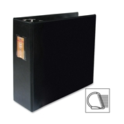 ACCO Brands Corporation Wilson Jones D-Ring Binder with Label Holder