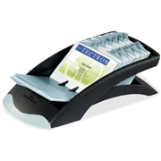 Durable Office Products Corp. Visifix Desk Business Card File