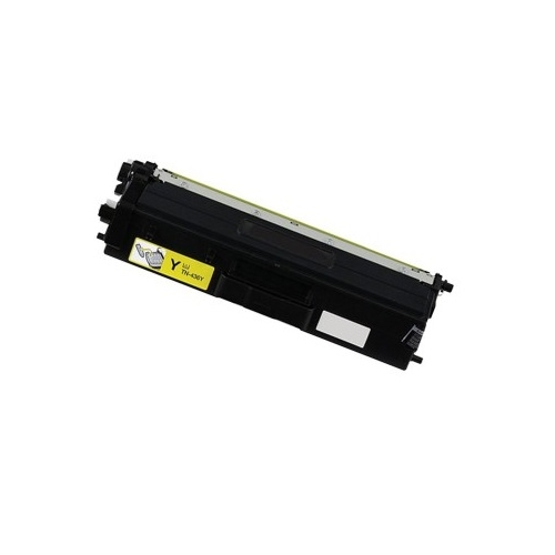 Brother Compatible TN-433 Yellow HY (TN433Y) Toner Cartridge High Yield
