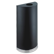 Safco Products Safco Half Round Receptacle