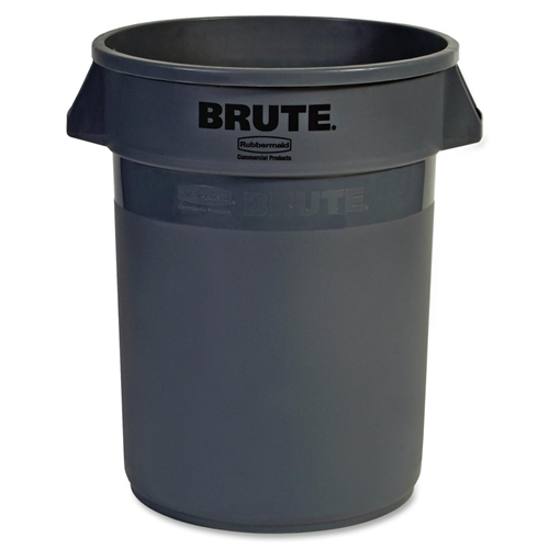 Rubbermaid Brute Built-in Handles Round Container
