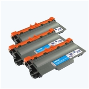 Brother Compatible TN-750 3pk Toner Cartridge