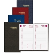 Brownline Brownline Portable Size Daily Appointment Planner