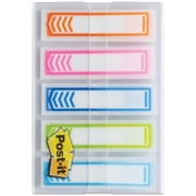 "Post-it Write-on 1/2"" Arrow Flags"
