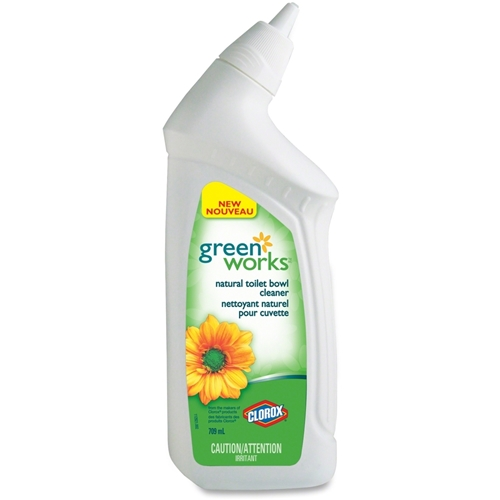 The Clorox Company Green Works Natural Toilet Bowl Cleaner