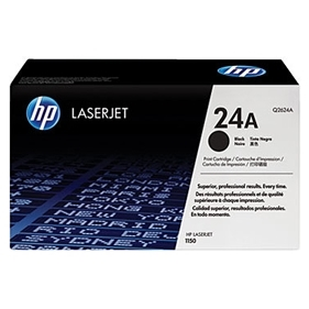 HP OEM 24A (Q2624A) Toner Cartridge
