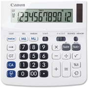 Canon 12-Digit Financial Desktop Calculator
