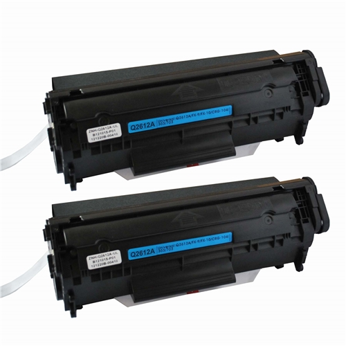 Canon Compatible 104 2pk Toner Cartridge